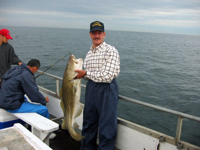 Cod fishing haddock fishing charter boat rockport ma for Rockport fishing charters